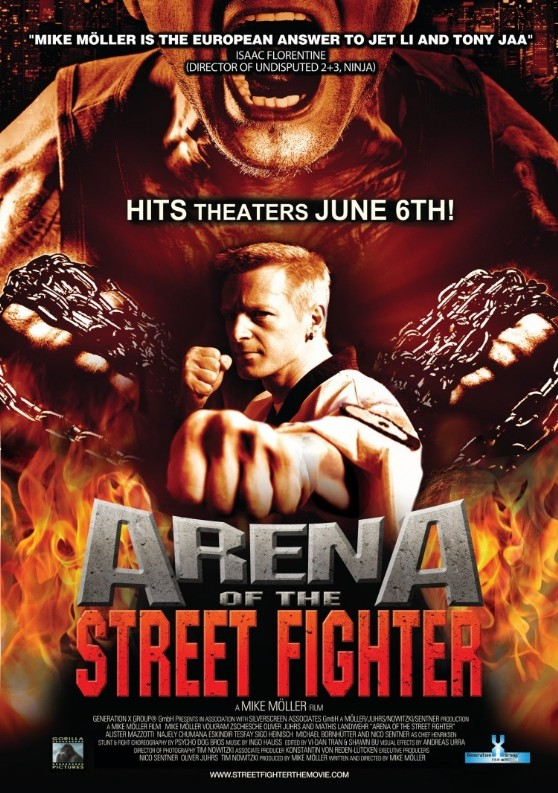 Arena Of The Street Fighter bei Vimeo on Demand